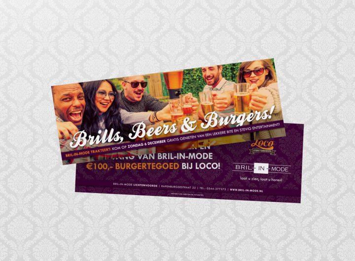 brills, beers en burgers