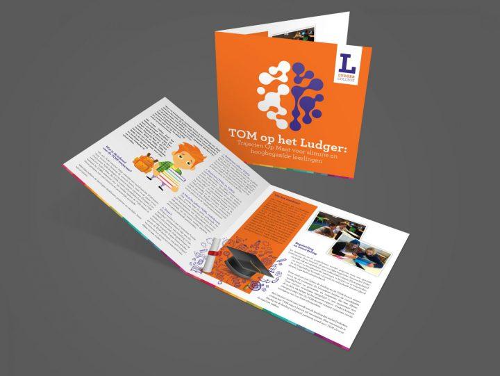 folder T.O.M. traject