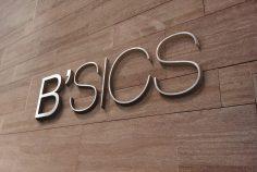 naamstelling & logo b'sics