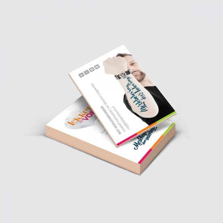multiloft visitekaartje