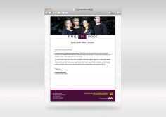 e-mail templates outlook
