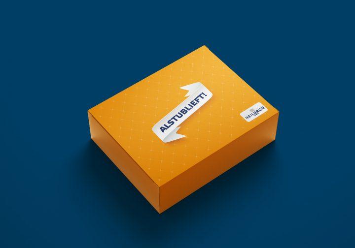 sleeve preventiepakket + begeleidend schrijven