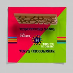 gepersonaliseerde tony's chocolonely