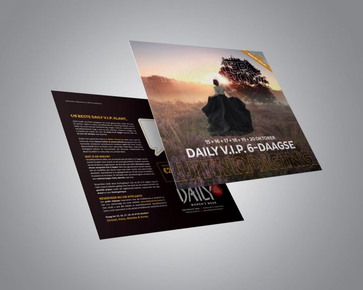 daily vip dagen: a better tomorrow