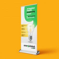 roll-up banner energieloket