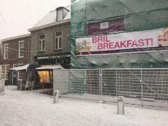 let it snow: bril & breakfast