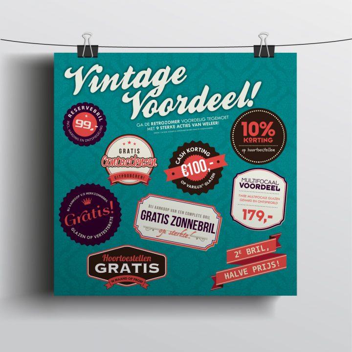 vintage voordeel!
