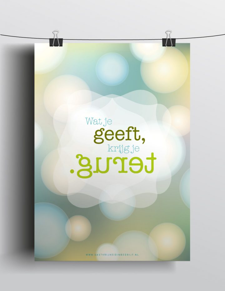 inspirerende posters