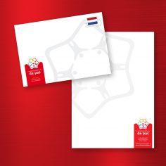 briefpapier & envelop