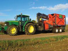 tractorbelettering