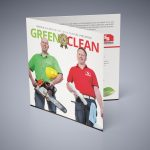 folder green & clean