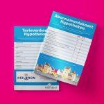 abonnementskaart hypotheken