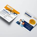 flyer optiekbranche
