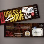 dress + shave v.i.p. night